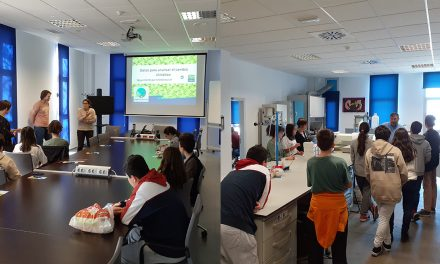 European Space Agency´s Climate Detectives in Malaga