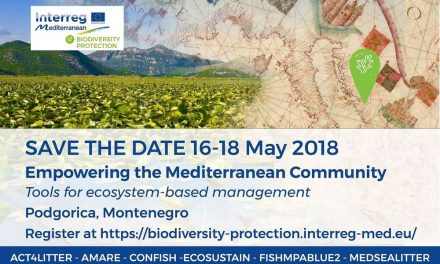 Empowering Mediterranean communities with ecosystem-based management tools