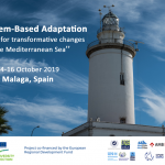 "Ecosystem-Based Adaptation: ""A pulse for transformative changes in the Mediterranean Sea"" (PANACeA Event). 14-16 October 2019, Malaga – Spain"