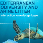 Mediterranean biodiversity interaction with marine litter: New knowledge base